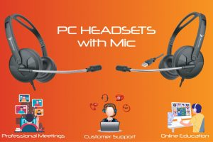 pc headsets with mic from Ideakard