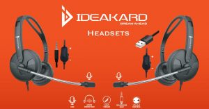 PC Headsets from Ideakard