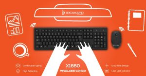 Wholesale wireless mouse and keyboard combo